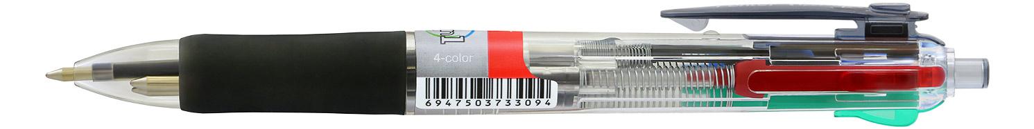 خودکار فشاری 4 رنگ