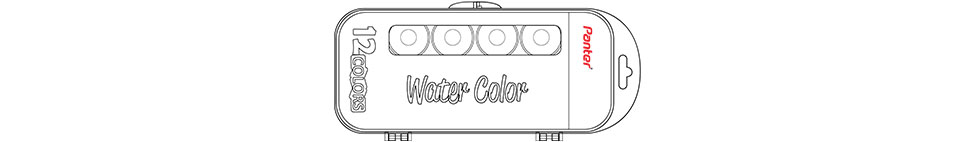 Water Color | Mauis