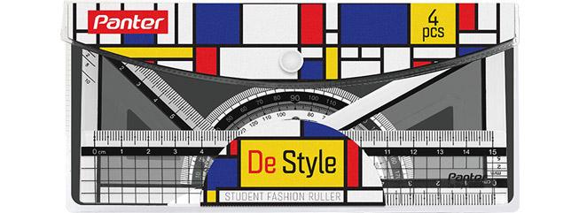 ست خط کش | De Style