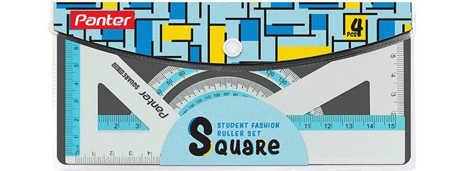 ست خط کش | Square